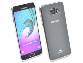 Pouzdro / kryt pro Samsung GALAXY A5 (2016) A510 - Mercury, Jelly Transparent