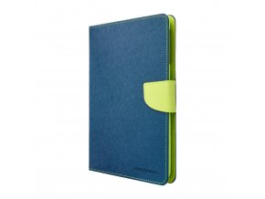 Pouzdro / kryt pro Apple iPad mini 1 / 2 / 3 - Mercury, Fancy Diary Navy/Lime