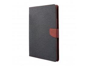Pouzdro / kryt pro Apple iPad Air 1 - Mercury, Fancy Diary Black/Brown