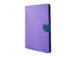 Pouzdro / kryt pro Apple iPad Air 1 - Mercury, Fancy Diary Purple/Navy