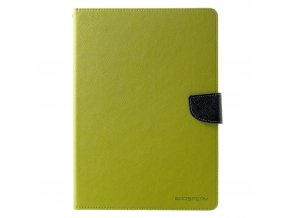 Pouzdro / kryt pro Apple iPad Air 1 - Mercury, Fancy Diary Lime/Navy