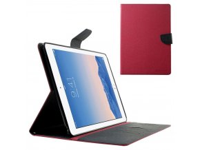 Pouzdro / kryt pro Apple iPad Air 2 - Mercury, Fancy Diary Hotpink/Navy