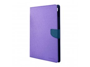 Pouzdro / kryt pro iPad Pro 9.7 (2016) - Mercury, Fancy Diary Purple/Navy