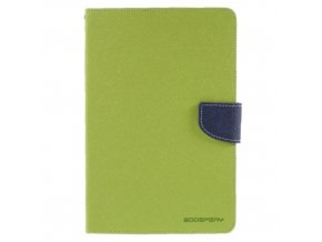 Pouzdro / kryt pro iPad Pro 9.7 - Mercury, Fancy Diary Lime/Navy