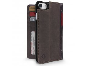 Pouzdro / kryt pro iPhone 7 / 8 - TwelveSouth, BookBook Brown