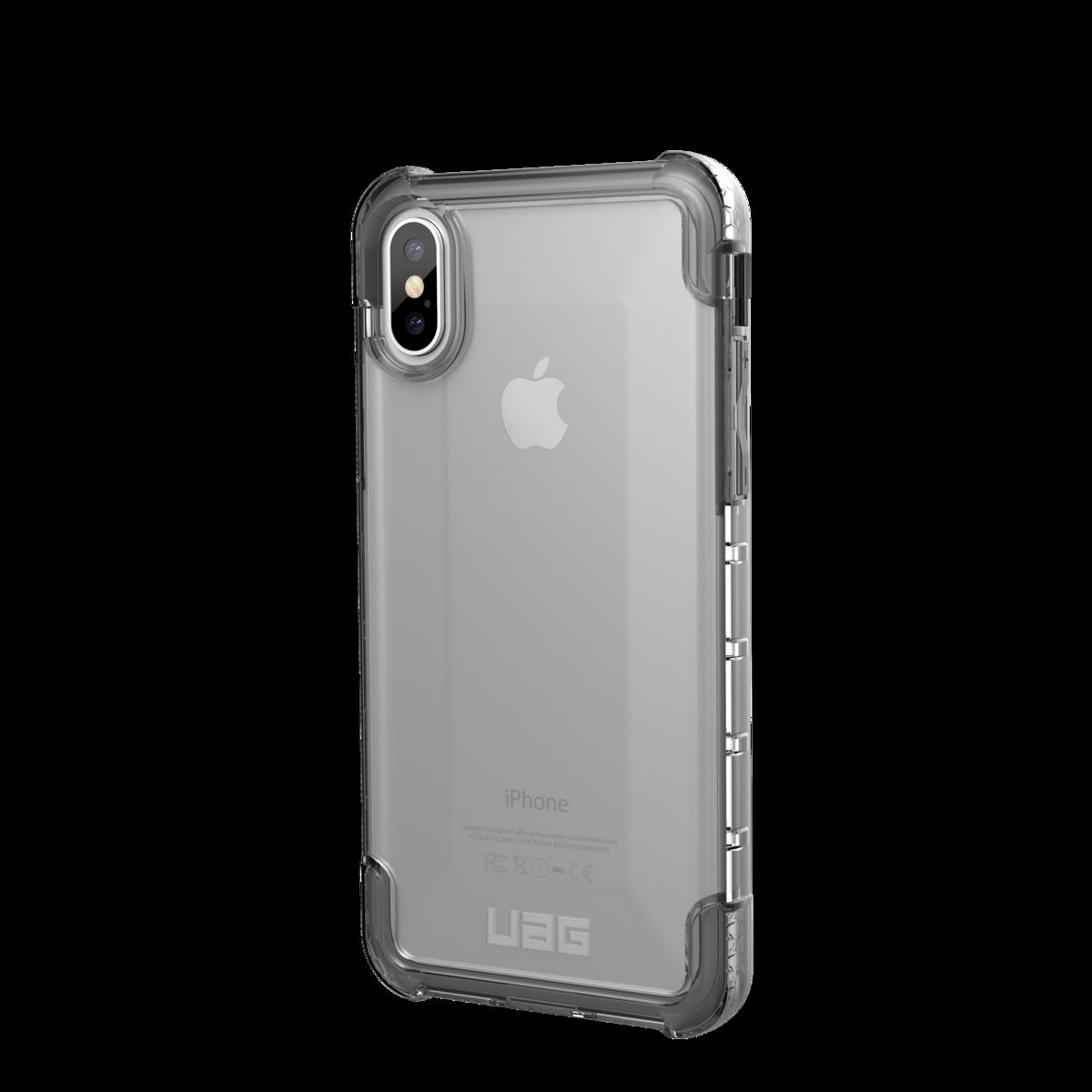 Ochranný kryt pro iPhone X - UAG, Plyo Ice Clear