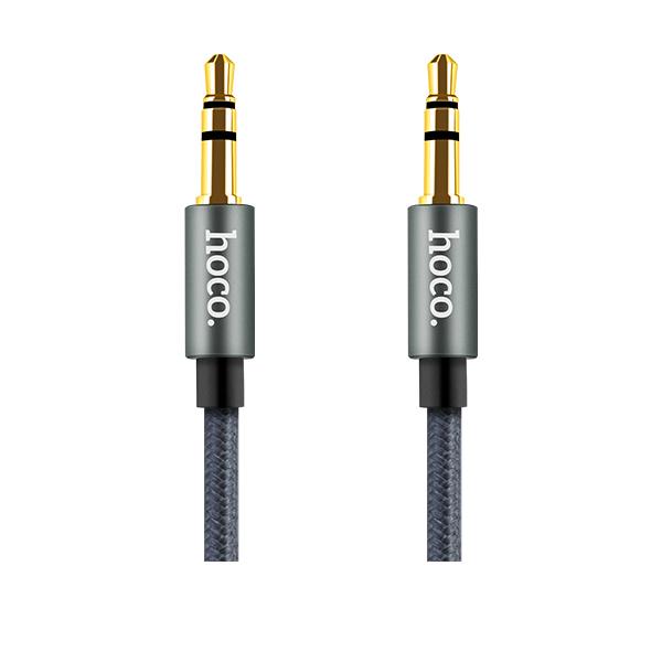 Audio kabel AUX (2x 3,5mm jack) - Hoco, UPA03 Noble