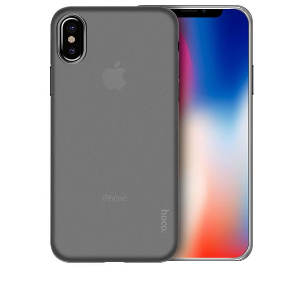 Ochranný kryt pro iPhone X - Hoco, Ultrathin Transparent