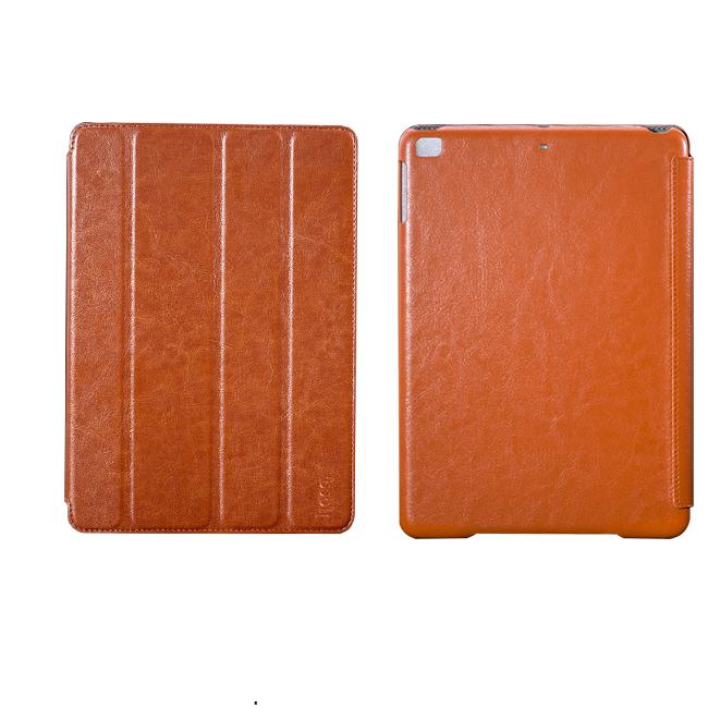 Ochranné pouzdro pro iPad Air 1 / iPad 2017 - Hoco, Crystal Brown