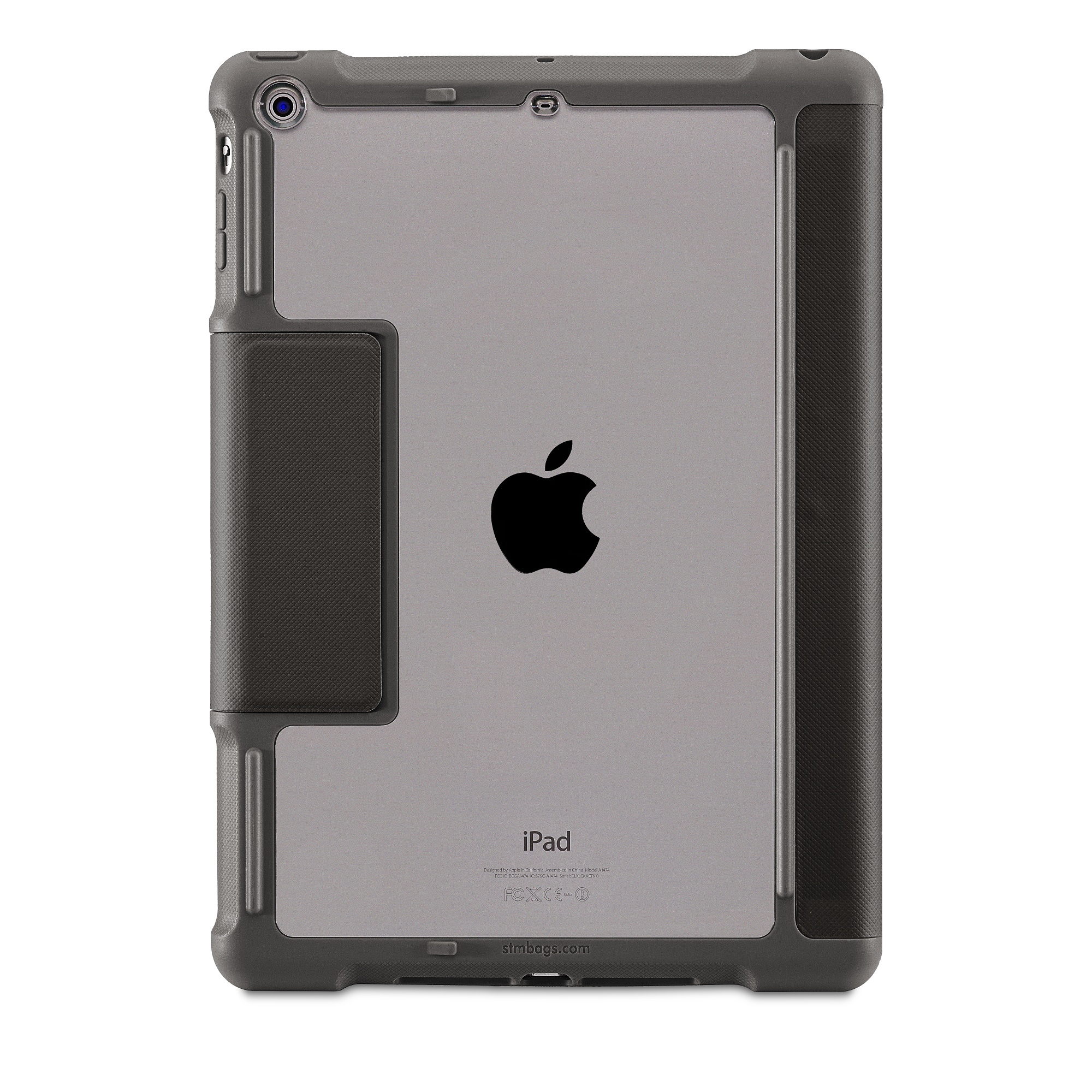 Pouzdro / kryt pro Apple iPad mini 1 / 2 / 3 - STM, Dux Black