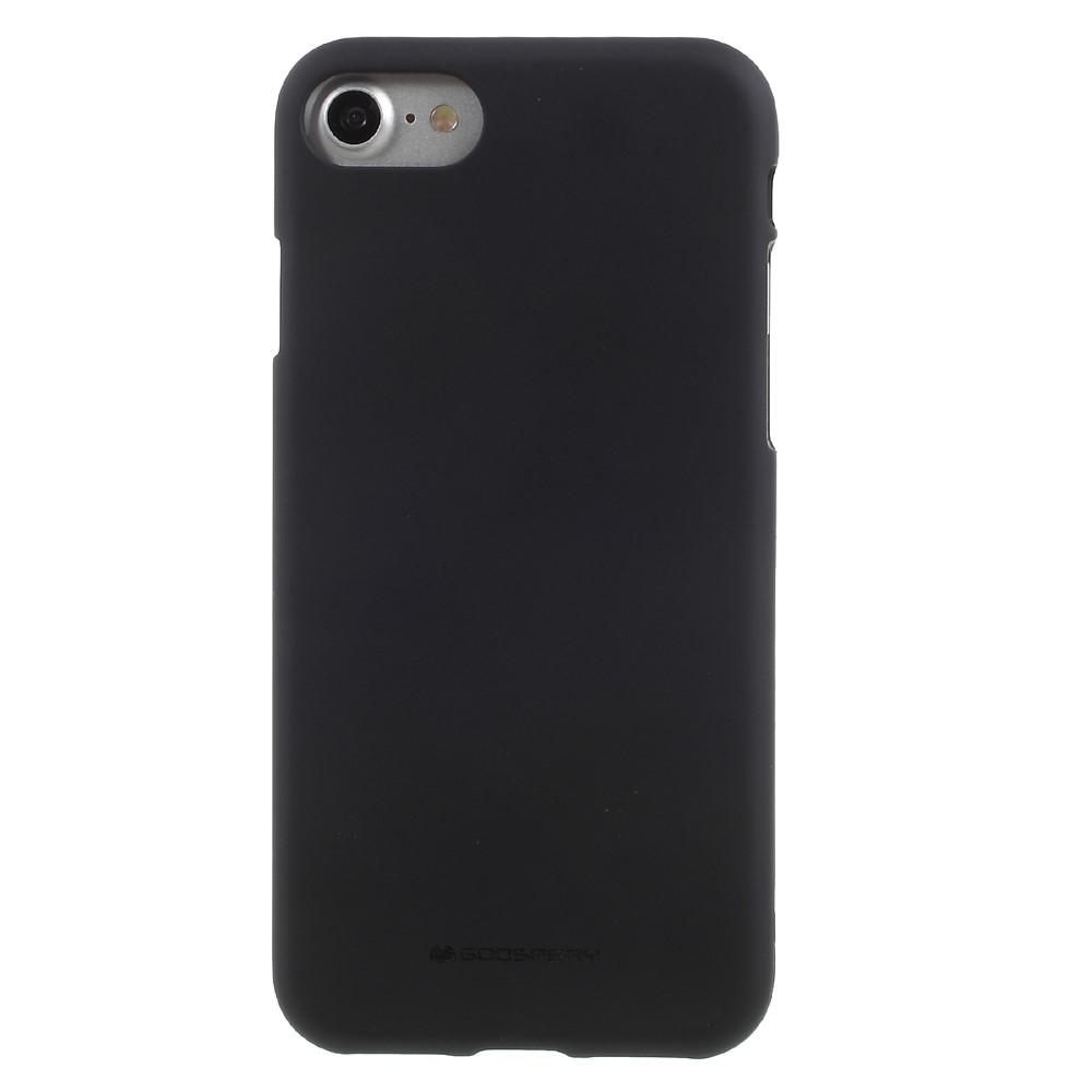 Ochranný kryt pro iPhone 7 / 8 - Mercury, Soft Feeling Black