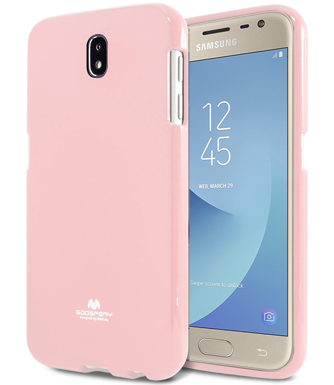 Pouzdro / kryt pro Samsung GALAXY J5 (2017) J530 - Mercury, Jelly Pink