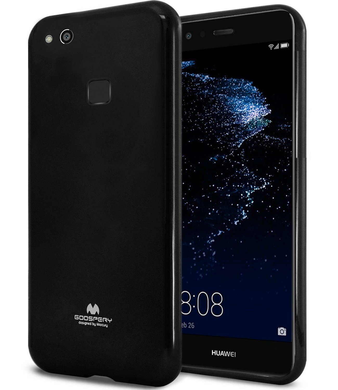 Pouzdro / kryt pro Huawei P10 LITE - Mercury, Jelly Black