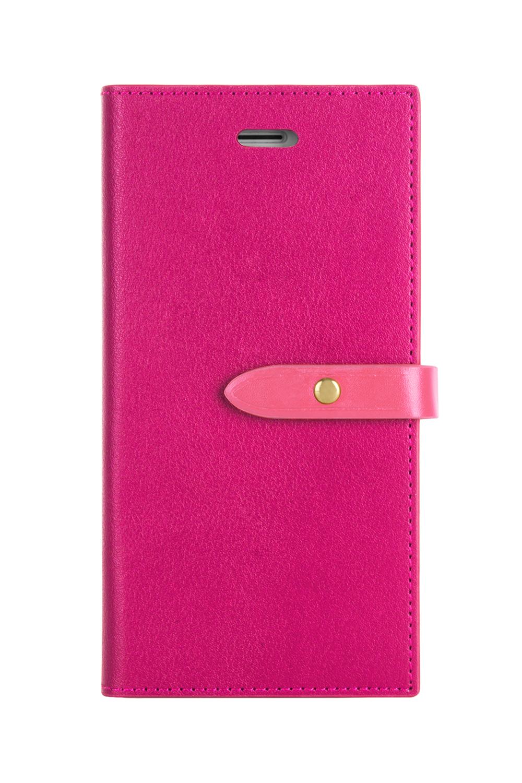 Pouzdro / kryt pro iPhone 5 / 5S / SE - Mercury, Romance Diary HOTPINK/PINK