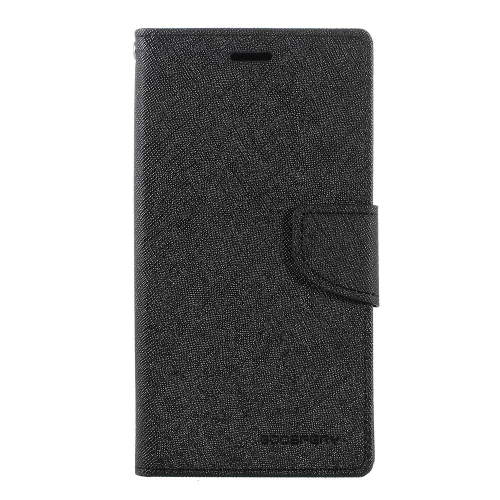 Pouzdro / kryt pro Samsung GALAXY J3 (2017) J330 - Mercury, Fancy Diary BLACK/BLACK