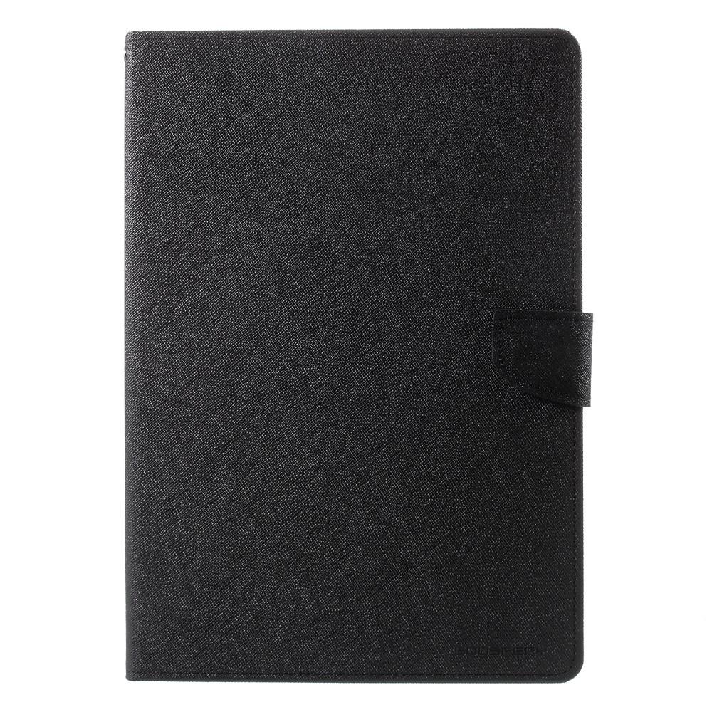 Pouzdro / kryt pro iPad 2017 / 2018 - Mercury, Fancy Diary BLACK/BLACK
