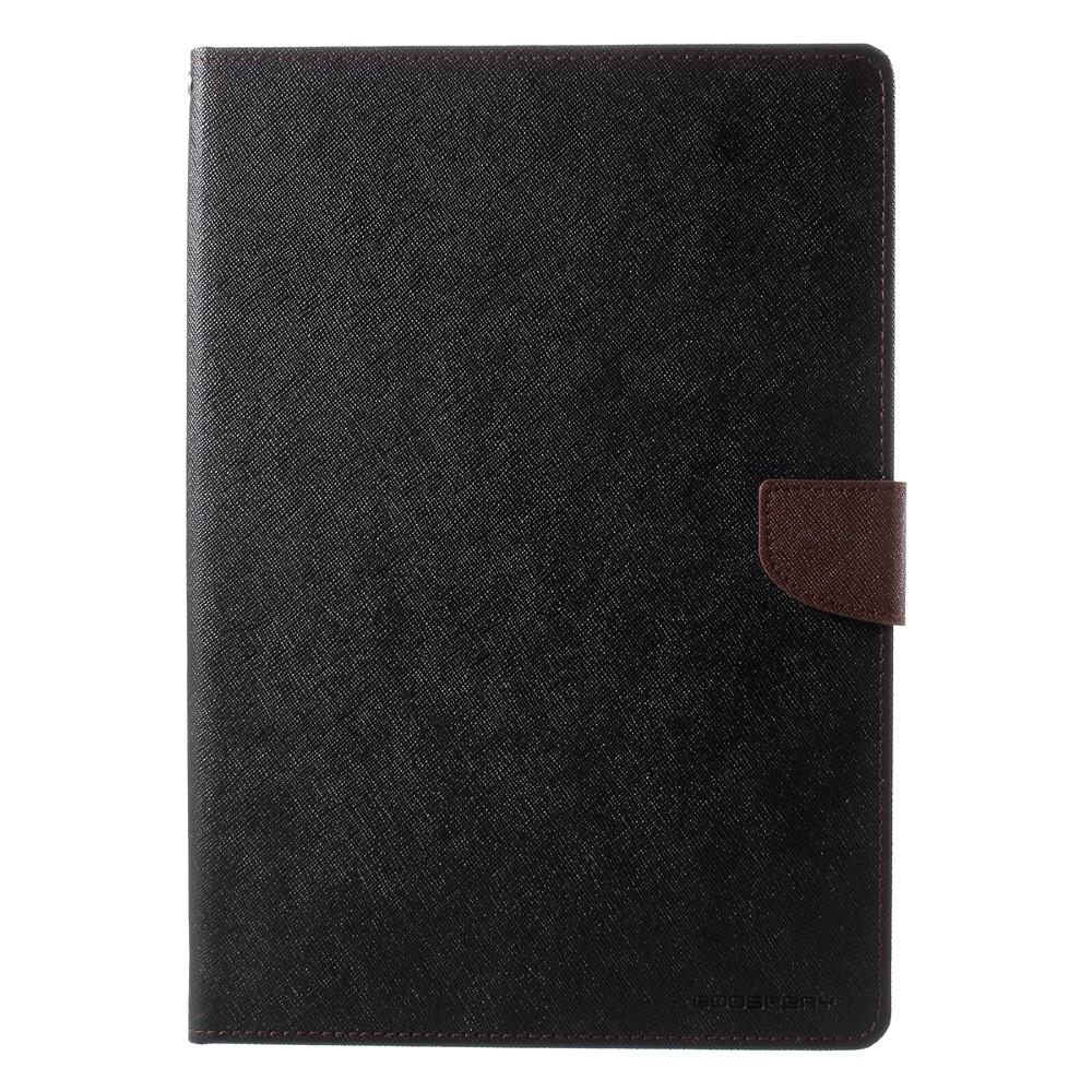 Pouzdro / kryt pro iPad 2017 - Mercury, Fancy Diary BLACK/BROWN