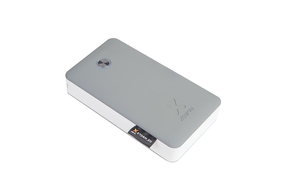 Externí baterie s kabelem Lightning pro iPhone a iPad - Xtorm, PowerBank Travel 6700mAh