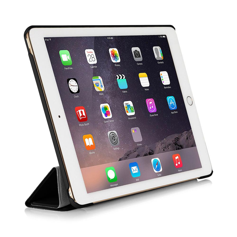 Pouzdro / kryt pro iPad Air 2 - Pipetto, Origami Black