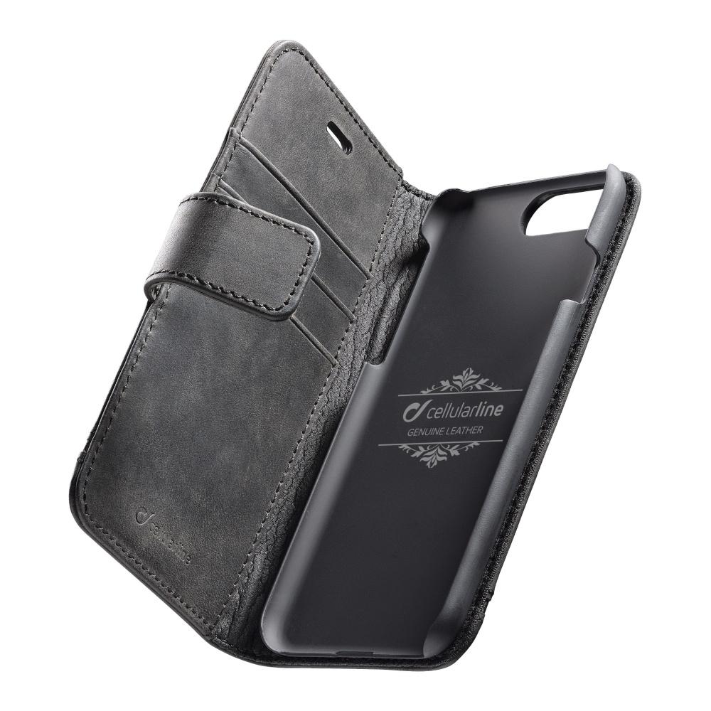 Pouzdro / kryt pro iPhone 7 PLUS / 8 PLUS - Cellulalrine, Supreme Black