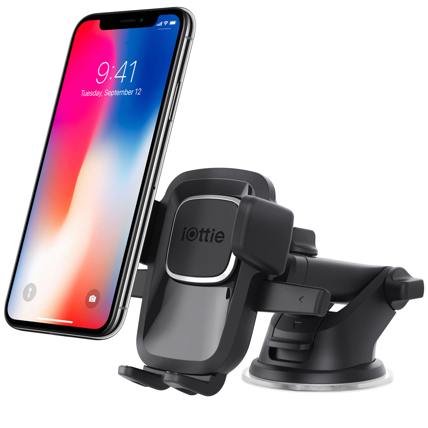 Univerzální držák do auta pro iPhone - iOttie, Easy One Touch 4 Dash & Windshield Mount