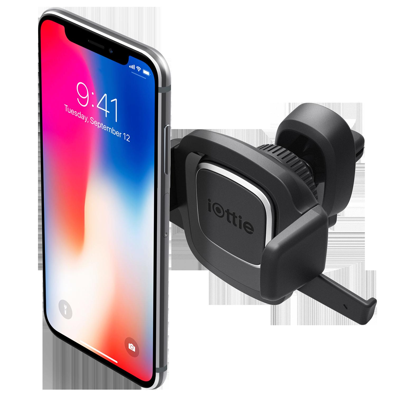 Univerzální držák do mřížky ventilace pro iPhone - iOttie, Easy One Touch 4 Air Vent Mount