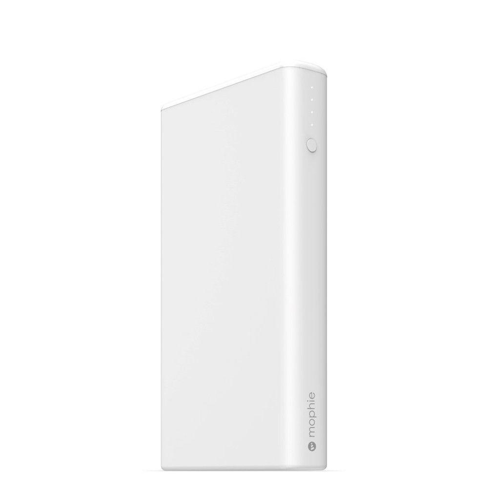 Externí baterie pro iPhone a iPad - Mophie, Powerstation XXL V2 20800mAh White