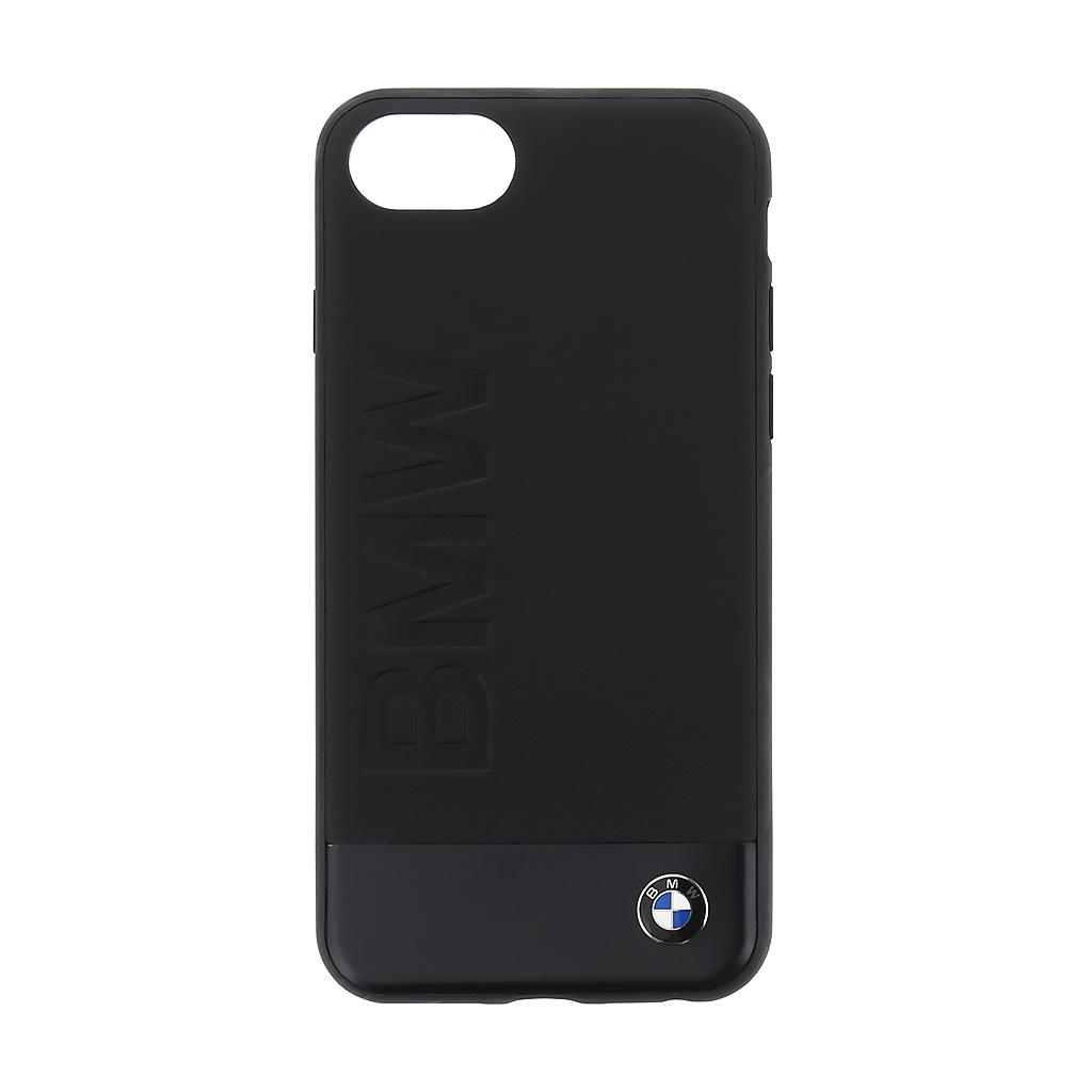 Pouzdro / kryt pro iPhone 7 / 8 - BMW, Soft Back Black