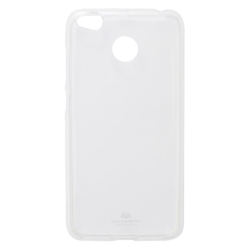 Pouzdro / kryt pro Xiaomi Redmi 4X - Mercury, Jelly Transparent