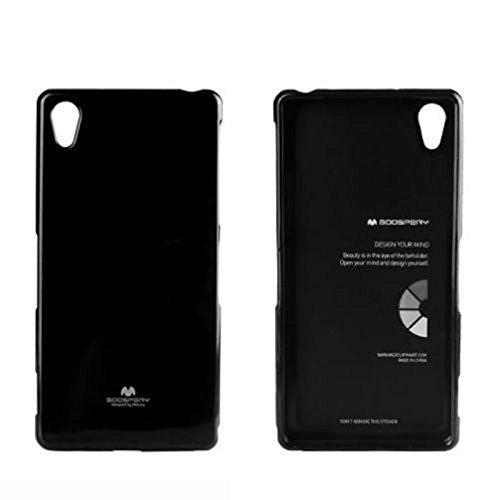 Pouzdro / kryt pro SONY Xperia Z3 Compact D5803 - Mercury, Jelly Black