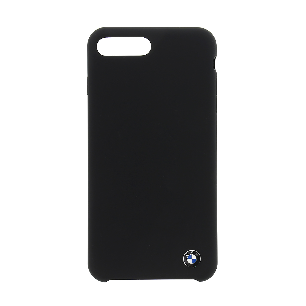 Ochranný kryt pro iPhone 7 PLUS / 8 PLUS - BMW, Silicone Black