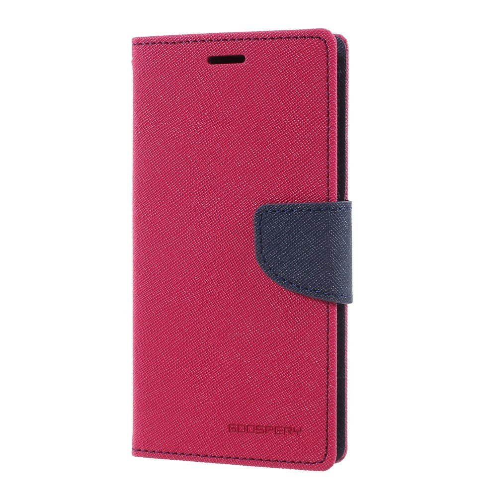 Pouzdro / kryt pro Huawei P8 LITE / P9 LITE (2017) - Mercury, Fancy Diary HOTPINK/NAVY