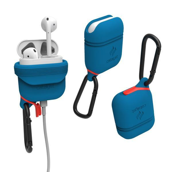 Vodotěsné pouzdro pro sluchátka AirPods - Catalyst, Blueridge