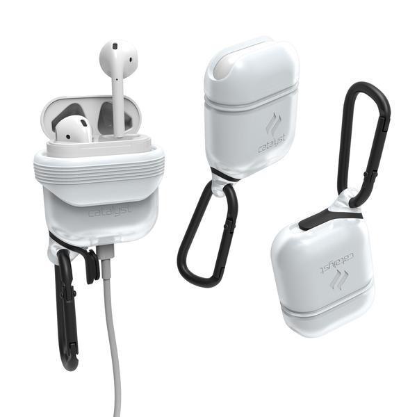Vodotěsné pouzdro pro sluchátka AirPods - Catalyst, Frost White