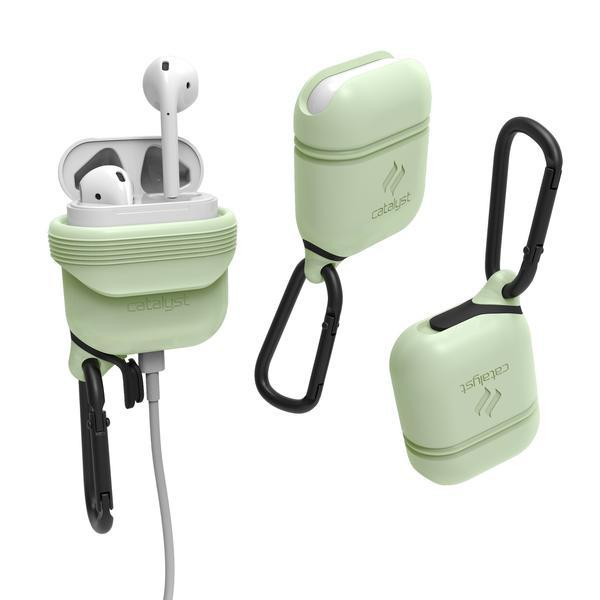 Vodotěsné pouzdro pro sluchátka AirPods - Catalyst, Glow In The Dark