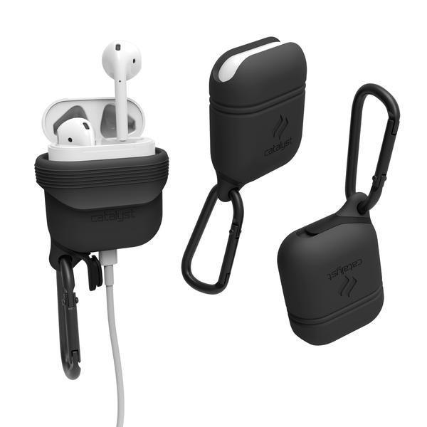 Vodotěsné pouzdro pro sluchátka AirPods - Catalyst, Slate Gray