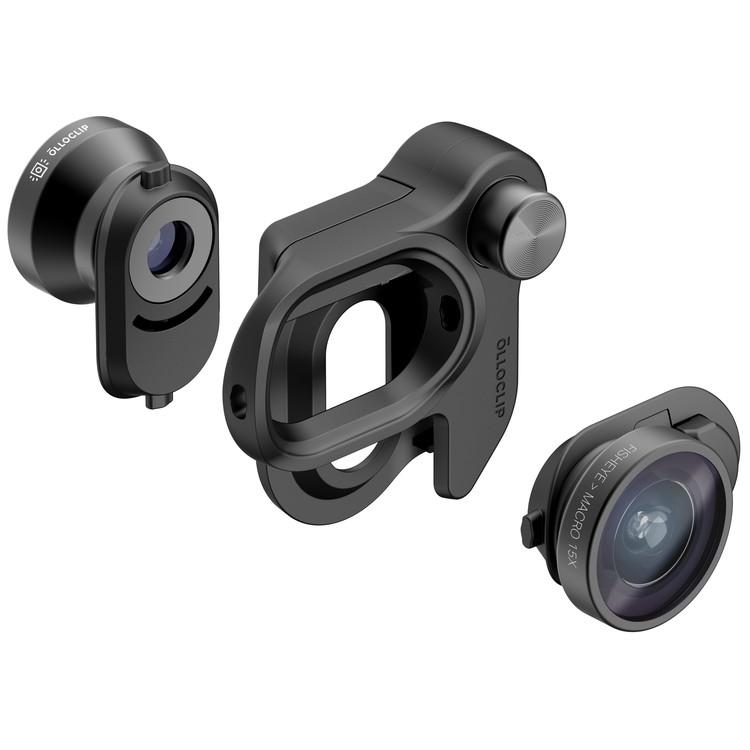 Objektiv pro iPhone X - OlloClip, Mobile Photography Box Set