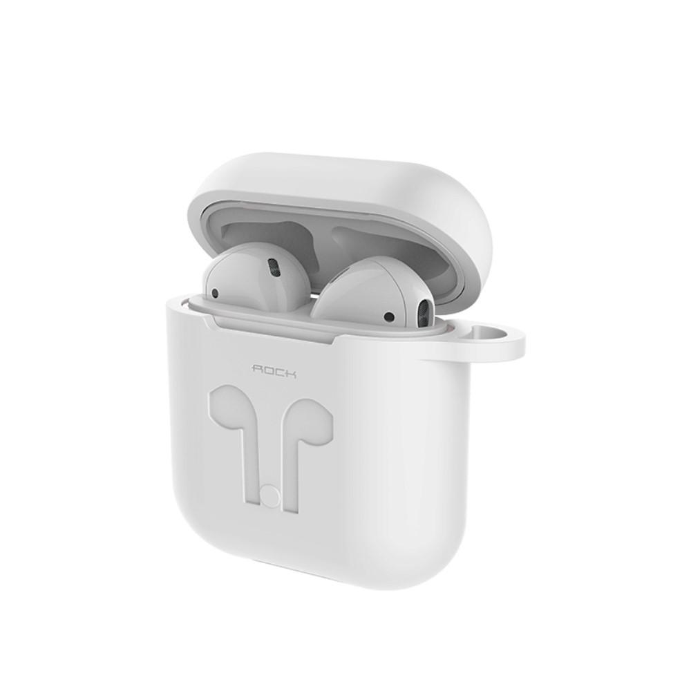 Pouzdro pro sluchátka AirPods - Rock, Silicone Case