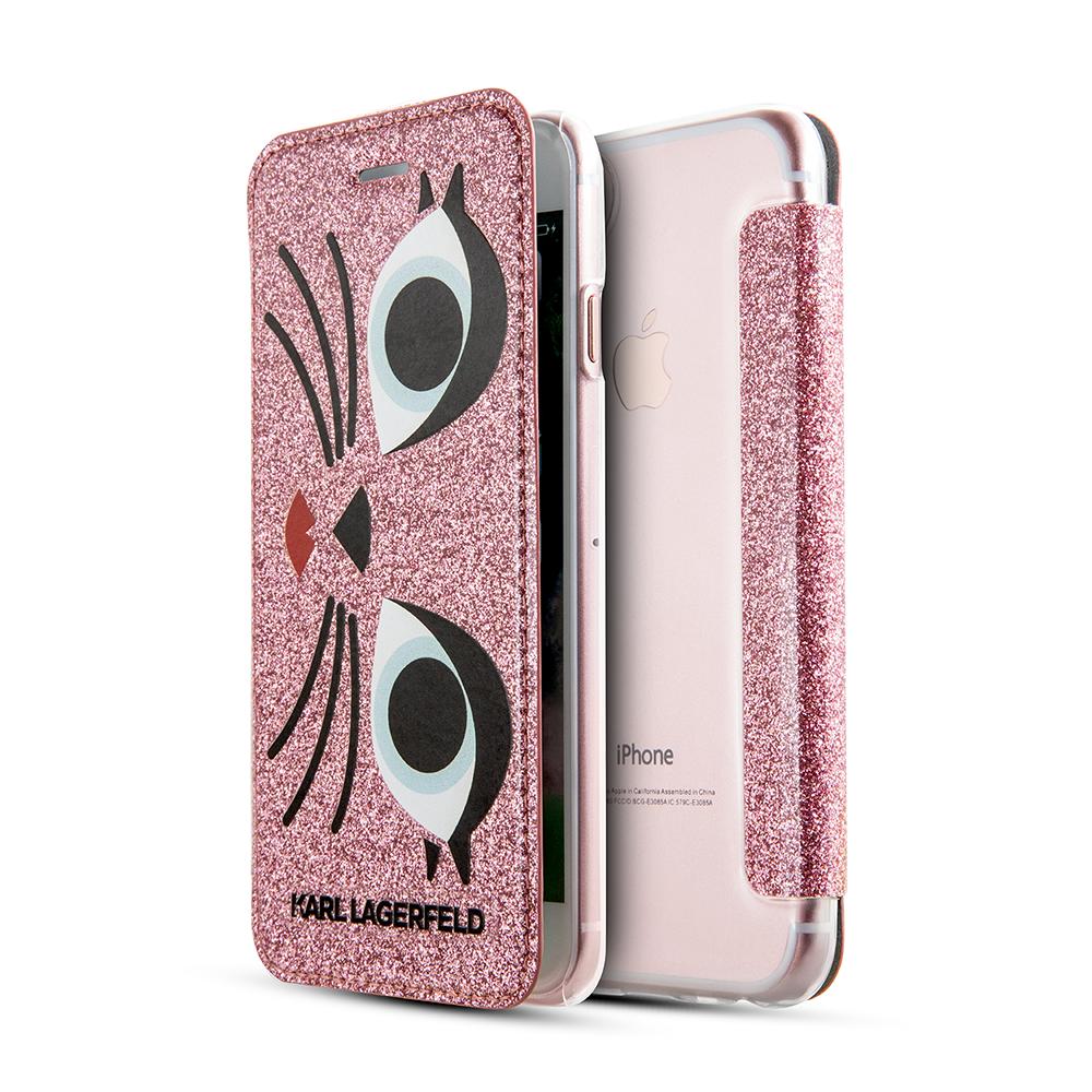 Ochranný kryt pro iPhone 7   8 - Karl Lagerfeld daacc6bbb7e