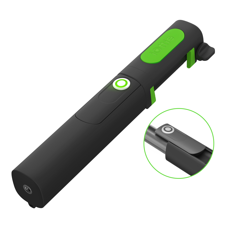 Bluetooth selfie tyč pro Apple iPhone - iOttie, MiGo Mini Black