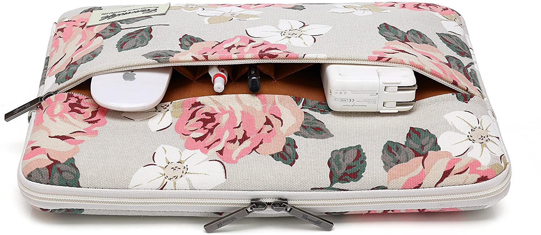 Pouzdro na notebook - CANVASLIFE, 13 Sleeve RoseWhite