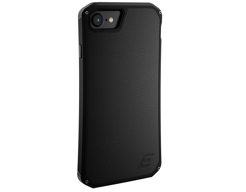Ochranný kryt pro iPhone 7 / 8 - ELEMENTCASE, SOLACE LX BLACK