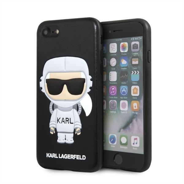 Ochranný kryt pro iPhone 8 / 7 / 6S / 6 - Karl Lagerfeld, Space Cosmonaut