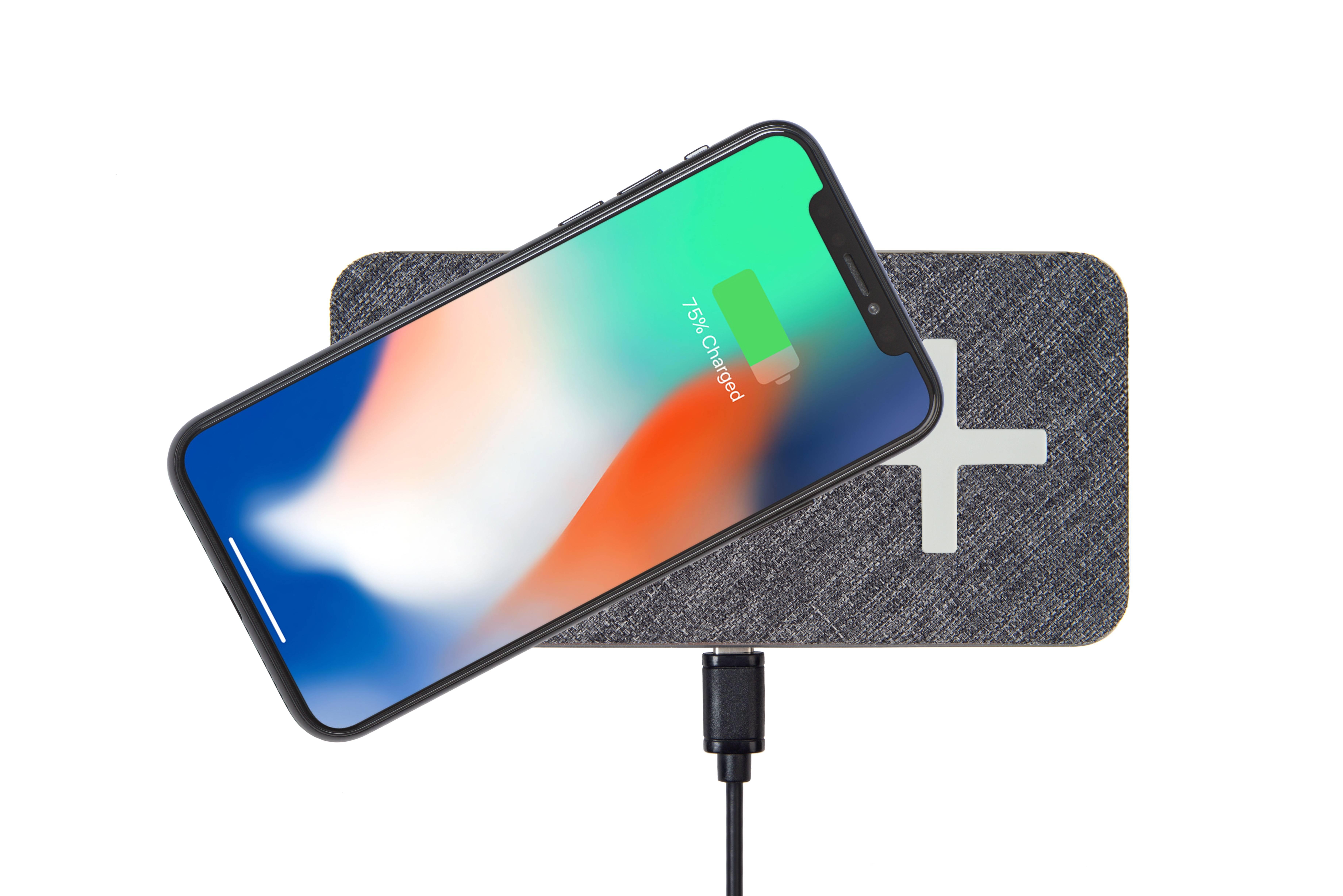 Bezdrátová rychlá nabíječka pro iPhone - Xtorm, Wireless Dual