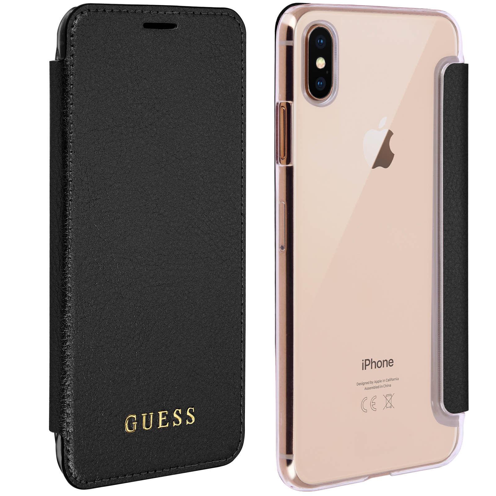 Pouzdro   kryt pro iPhone XS MAX - Guess a3dcc4d1b0e