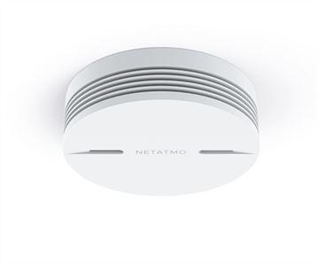 Chytrý kouřový alarm - Netatmo, Smart Smoke Alarm