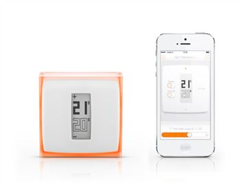 Chytrý termostat - Netatmo, Thermostat
