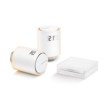 Set chytrých termostatických hlavic - Netatmo, Valves Starter Pack