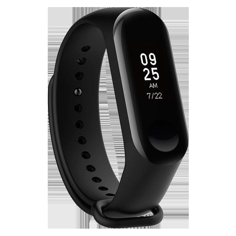 Bluetooth fitness náramek - Xiaomi, Mi Band 3 Black