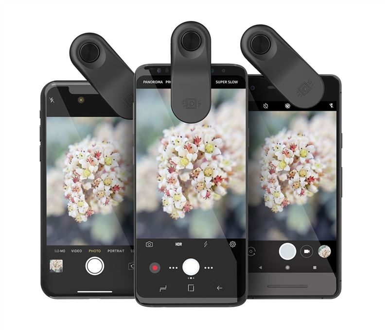 Objektiv pro iPhone - Olloclip, Wide-Angle + Macro Intro Lenses